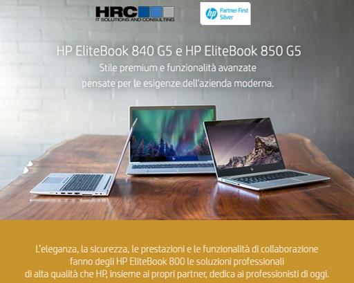 HRC srl - Partner HP Silver First